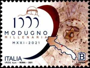 Millenario della fondazione di Modugno - Puglia