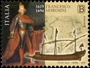 Francesco Morosini - IV ° Centenario della nascita