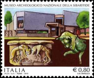 Patrimonio artistico e culturale italiano :  Museo Archeologico Nazionale della Sibaritide