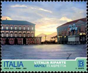 Patrimonio naturale e paesaggistico - L' Italia riparte  : Napoli