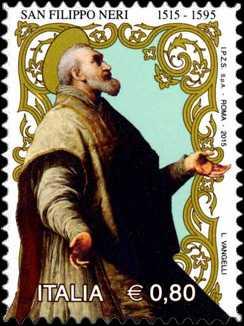 5° Centenario della nascita di San Filippo Neri