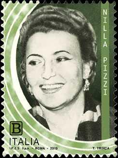 Le Eccellenze italiane dello spettacolo : Nilla Pizzi - Centenario della nascita