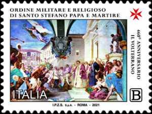 460° Anniversario della costituzione dell'Ordine Militare e Religioso di Santo Stefano Papa e Martire