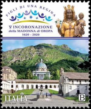 Patrimonio artistico e culturale italiano - Santuario di Oropa - V incoronazione della Madonna di Oropa