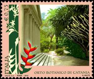Orti Botanici d'Italia - Orto Botanico di Catania