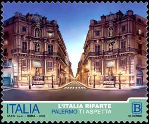 Patrimonio naturale e paesaggistico - L' Italia riparte  : Palermo