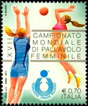 Lo Sport - XVII° Campionato Mondiale di pallavolo femminile
