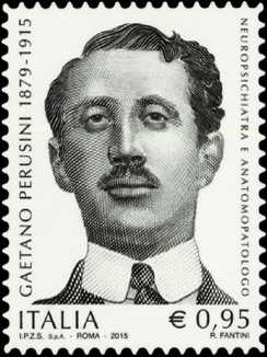 Centenario della morte di Gaetano Perusini