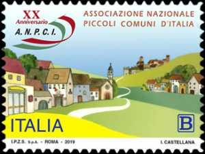 Associazione Nazionale dei Piccoli Comuni d'Italia - 20° Anniversario della costituzione