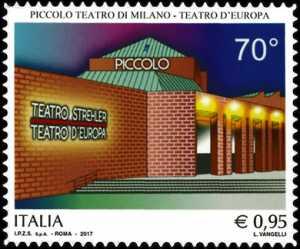 Patrimonio artistico e culturale italiano : Piccolo Teatro di Milano - Teatro d'Europa