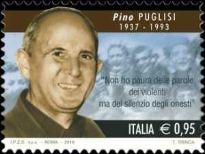 Il senso civico - Lotta alla mafia : Pino Puglisi