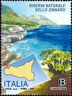 Patrimonio naturale e paesaggistico  - Riserva Naturale dello Zingaro - Sicilia