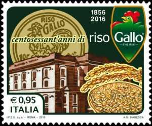 Eccellenze del sistema produttivo ed economico  - Il Riso Gallo - 160° Anniversario delas fondazione