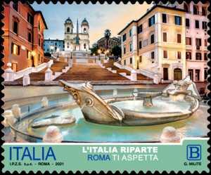Patrimonio naturale e paesaggistico - L' Italia riparte  : Roma