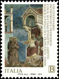 VIII Centenario dell'incontro di San Francesco con il sultano d'Egitto
