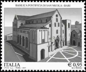 Patrimonio artistico e culturale italiano   :   Basilica Pontificia di San Nicola - Bari