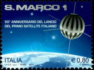 ' Le eccellenze del  sapere' : 50° Anniversario del lancio del 'San Marco 1' , primo satellite italiano