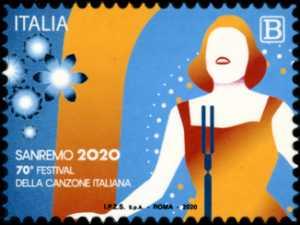 Sanremo 2020 - 70° Festival della canzone Italiana