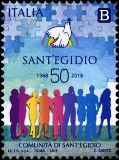 Comunità di Sant'Egidio - Cinquantenario della fondazione