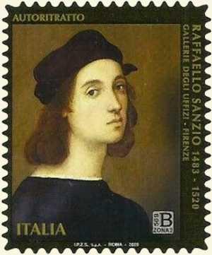 V° Centenario della morte di Raffaello Sanzio