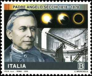 Bicentenario della nascita di Padre Angelo Secchi - astronomo