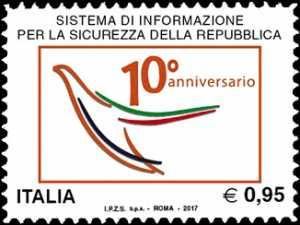 10° Anniversario della istituzione del Sistema di informazione per la sicurezza della Repubblica