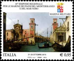 10° Simposio regionale per le Marine dei paesi del Mediterraneo e del Mar Nero