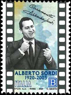 Le Eccellenze italiane dello spettacolo : Alberto Sordi - Centenario della nascita