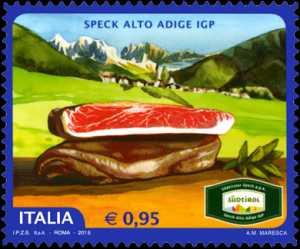 Eccellenze del sistema produttivo ed economico  - Speck Alto Adige IGP