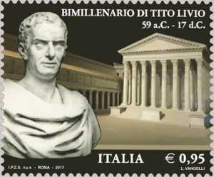 Bimillenario della scomparsa di Tito Livio