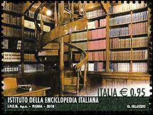 """Istituto della Enciclopedia Italiana  """"Treccani"""""""