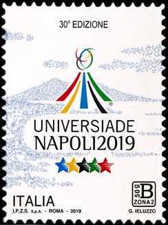 Universiadi estive - 30 a edizione - Napoli