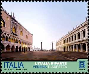 Patrimonio naturale e paesaggistico - L' Italia riparte  : Venezia