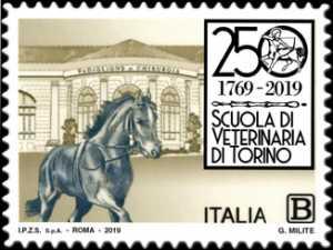 Facoltà di Medicina Veterinaria di Torino - 250° Anniversario della fondazione