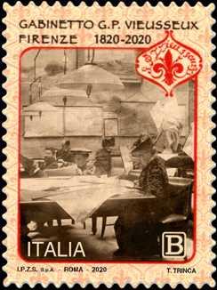 Gabinetto Scientifico Letterario G.P. Vieusseux - Firenze - Bicentenario della fondazione