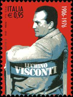 Patrimonio artistico e culturale italiano :110°  Anniversario della nascita di Luchino Visconti