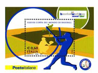 Italia 2009 - XXXVIII Coppa del mondo di Baseball
