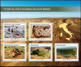 Tesori del Parco Nazionale dell'Alta Murgia