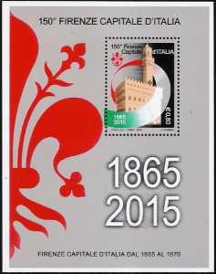150° Anniversario della proclamazione di Firenze a capitale d'Italia