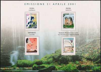 «L'ambiente e la natura» - Flora, vertebrati e Giornata mondiale della lotta alla siccità ed alla desertificazione