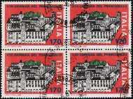 1980 - XXII  Giornata del francobollo - L. 170