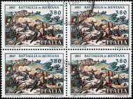 1987 - 120° Anniversario della battaglia di Mentana