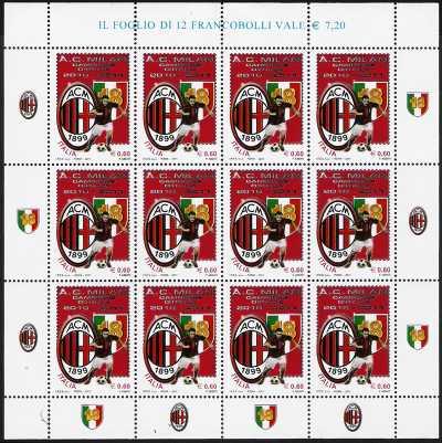 Italia 2011 - Milan Campione d'Italia 2010-2011