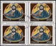 1987 - Patrimonio artistico e culturale italiano - Duomo di Monreale