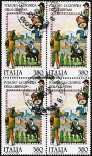 1987 - Folclore italiano - «Giostra della Quintana» - Foligno