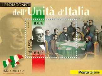 Italia 2011 - Protagonisti dell'unità d'Italia - Carlo Cattaneo
