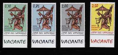 Vaticano - Sede Vacante 2013