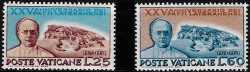Vaticano 1954 - 25° Anniversario della firma dei Patti Lateranensi