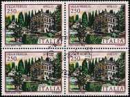 1983 - Ville d'Italia - 4ª serie - Villa Fidelia - Spello