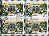 1985 - Ville d'Italia - 6ª serie - Villa Santa Maria - Pula